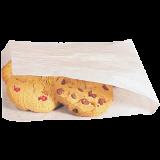 Cookie bag with cookies