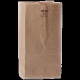 12 lb Brown Paper Bags