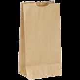 25 lb Brown Paper Bags