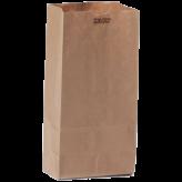2 lb Brown Paper Bags