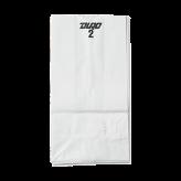2 lb White Paper Bags