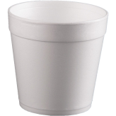 32 oz Foam Food Containers