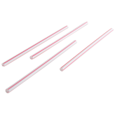 Wrapped Straws 7 3/4 inch (Giant)