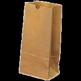 4 lb Brown Paper Bags