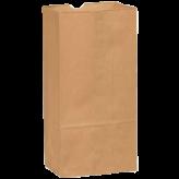 6 lb Brown Paper Bags