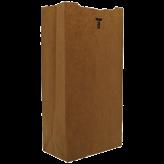 8 lb Brown Paper Bags