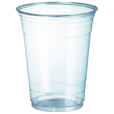 16 oz Clear PET Plastic Cold Cup