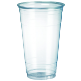 24 oz Clear PET Plastic Cold Cup