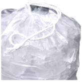 10 lb Ice Bags With String