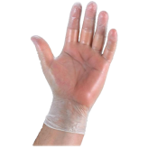 """Vinyl Gloves Large Powder Free"""