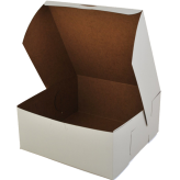 9x9x4 Bakery Box