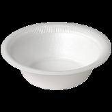 12 oz White Foam Bowls