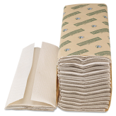 White C-Fold Hand Towels