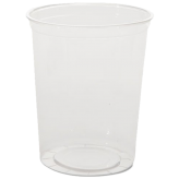32 oz Clear Round Deli Containers