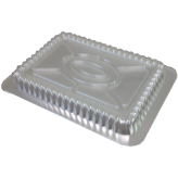 Dome Lid For 2 lb Aluminum Container