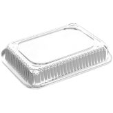Dome Lid For 1 lb Aluminum Container