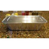 Fish third size steam table pan