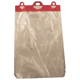 12x17 High Density Header Bags