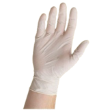 """Latex Gloves Large Powder Free"""