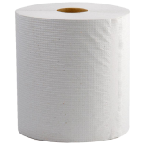 10 inch x 600 ft White Roll Towels (Electronic Systems)