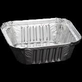 1 lb Aluminum Container (5.5x4.5)