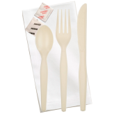 Heavy Weight 6 Piece Cutlery Kits (Champagne)
