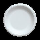 6 inch White Foam Plates