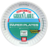 6 inch Light Paper Plates