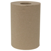 8 inch x 350 ft Natural Roll Towels