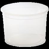 64 oz Plastic Soup Container