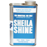 Sheila Shine Stainless Steel Cleaner (Can)