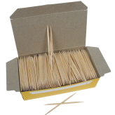 Unwrapped Toothpicks