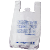 Large T-Shirt Bags (13x6x23)