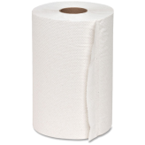 8 inch x 350 ft White Roll Towels