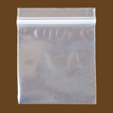 "10.5""x11"" Zip Lock Bags Clear 2MIL Poly Bag Reclosable Plastic Baggies (Gallon)"