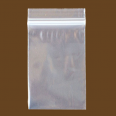 "3""x5"" Zip Lock Bags Clear 2MIL Poly Bag Reclosable Plastic Baggies"