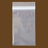 "5""x10"" Zip Lock Bags Clear 2MIL Poly Bag Reclosable Plastic Baggies"