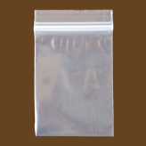 "5""x8"" Zip Lock Bags Clear 2MIL Poly Bag Reclosable Plastic Baggies"