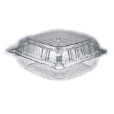 9x8 Clear Hinged Lid (Durable)