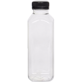 32oz. Square PET Juice Bottles