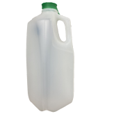 1/2 Gallon Empty Jug