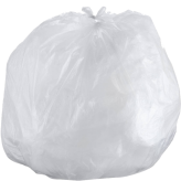 23x33 High Density Trash Bags (13 Gallons)