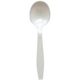 Heavy Weight White Spoons