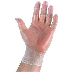 """Vinyl Gloves Large Powder Free"""