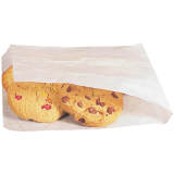 Cookie bag with cookies