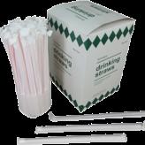 Wrapped Straws 7 3/4 inch