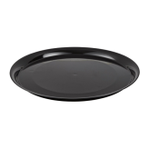16 inch Black Catering Trays