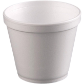 6 oz Foam Food Containers