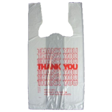 Medium T-Shirt Bags (10x5x18)