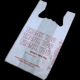 Extra Large T-Shirt Bags (15x7x26)